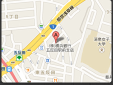 東京事務所マップ